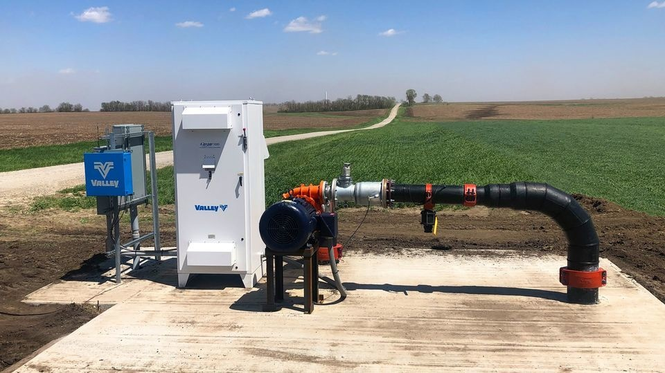 Valley® Introduces Pump Command™ – An Intelligent, Automated Control Solution for Irrigation