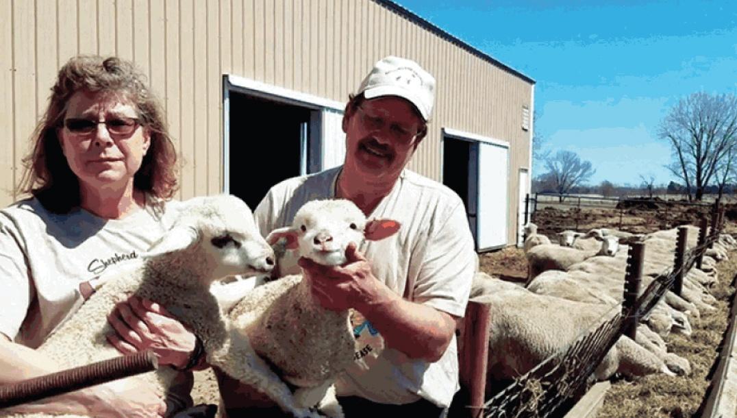 Service Technician, Paul Holler's Family Featured in Farm Forum
