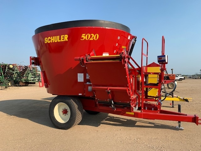 Feed Wagons, Vertical Mixers, and More!