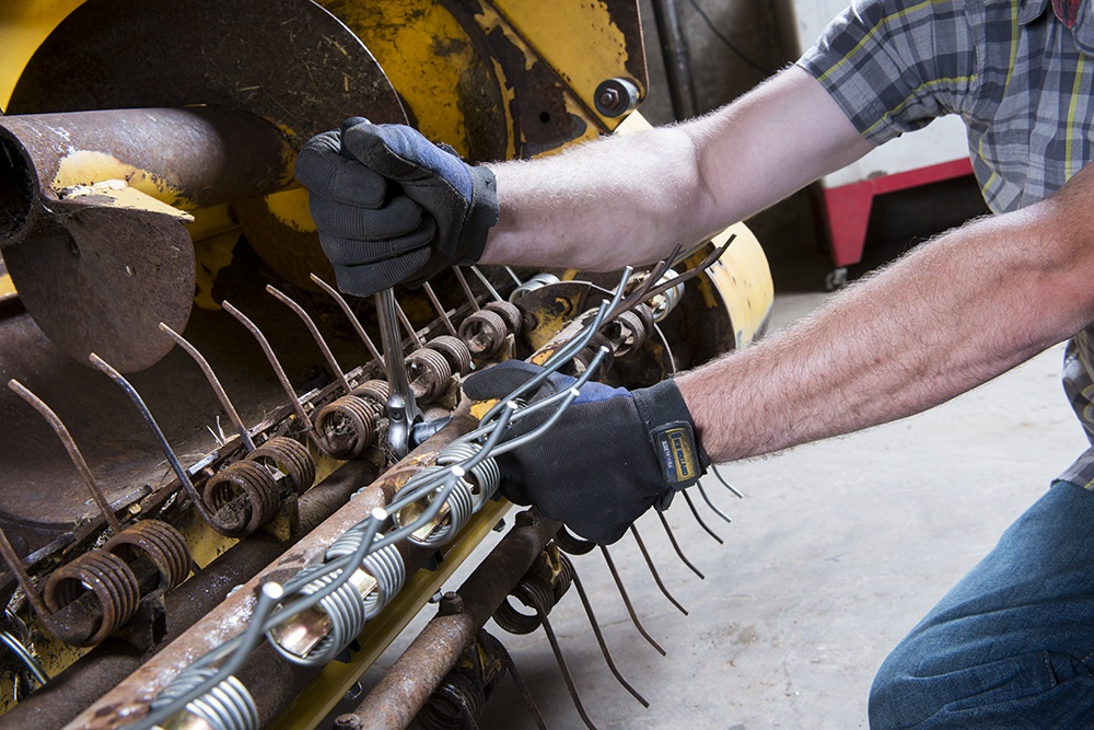 Updated Warranty on New Holland Parts