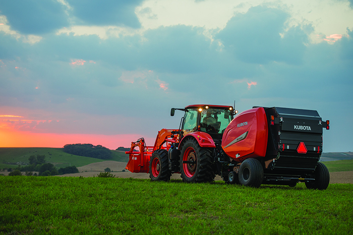 Kubota Doubles its Hay Tools Warranty Program with Two- and Three-Year Standard Offerings